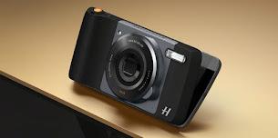 Modul Kamera MotoMods dengan Dukungan RAW
