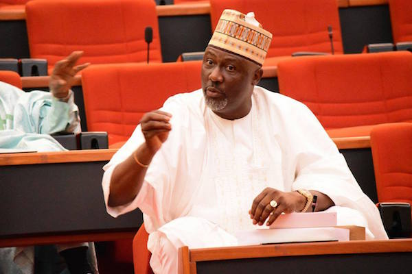 INEC Suspends Dino Melaye's Recall