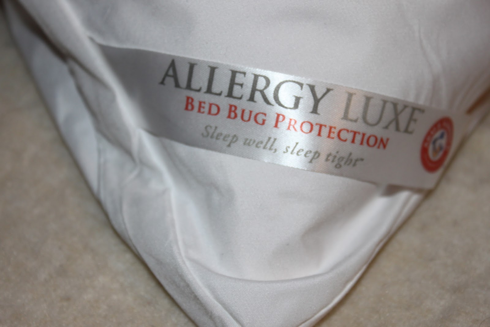 Susan S Disney Family Allergy Luxe Bed Bug Mattress