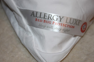 Susan S Disney Family Allergy Luxe Bed Bug Mattress