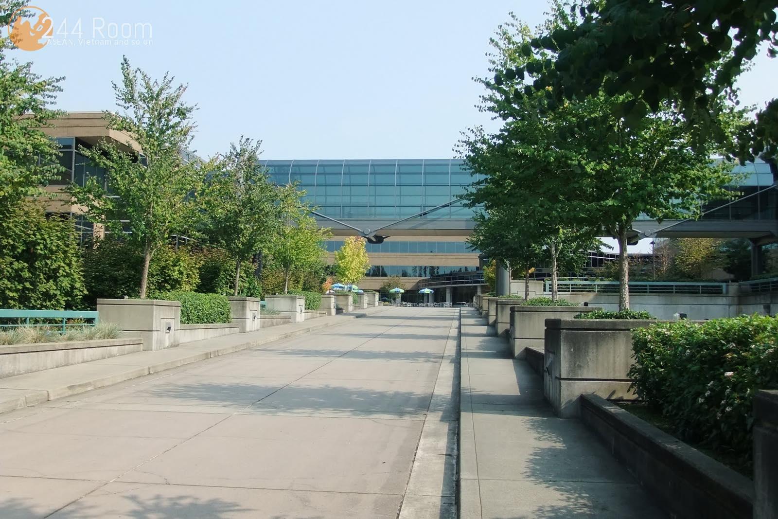 マイクロソフト本社 Microsoft HQ3