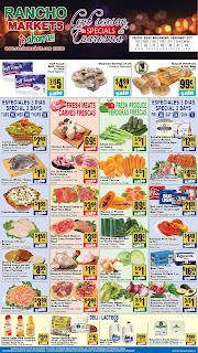 ⭐ Rancho Markets Ad 3/24/20 ⭐ Rancho Markets Weekly Ad March 24 2020