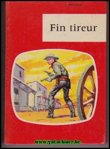 fin tireur, western