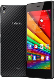 harga dan spesifikasi hp android Infinix Zero 2 X509