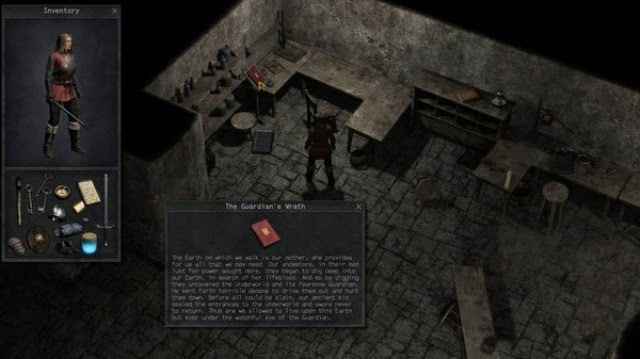 Exanima PC Games Gameplay