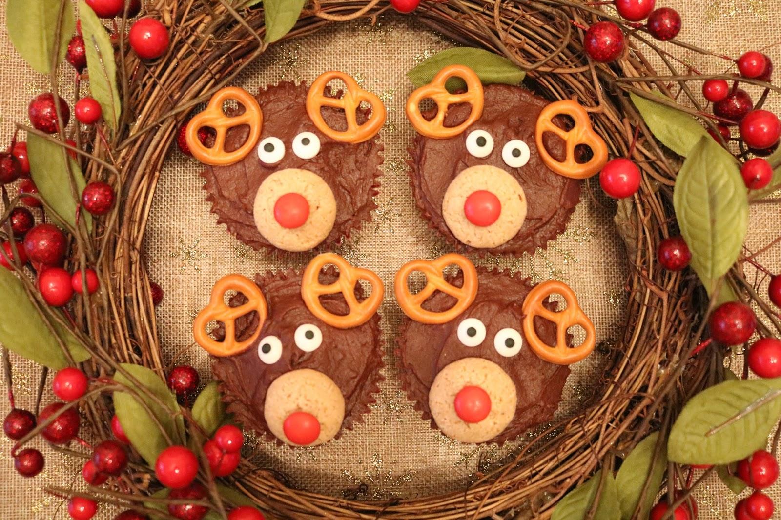Reindeer Cupcakes - Kevin Owen