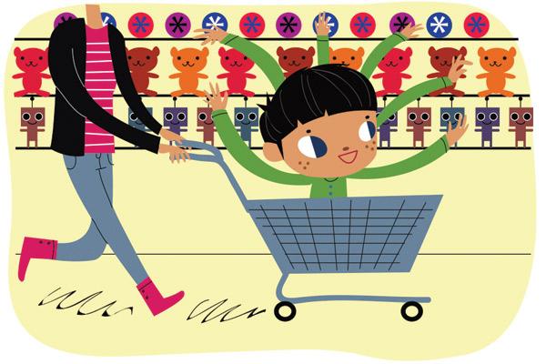 Dzieci = mali konsumenci