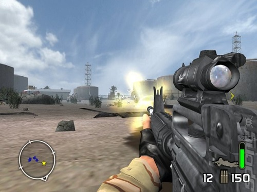 Delta Force 1 Game Free Download