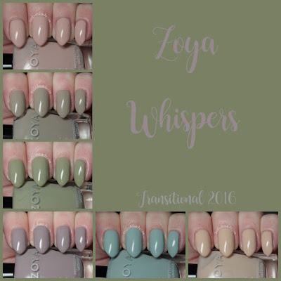 zoya whispers swatches review