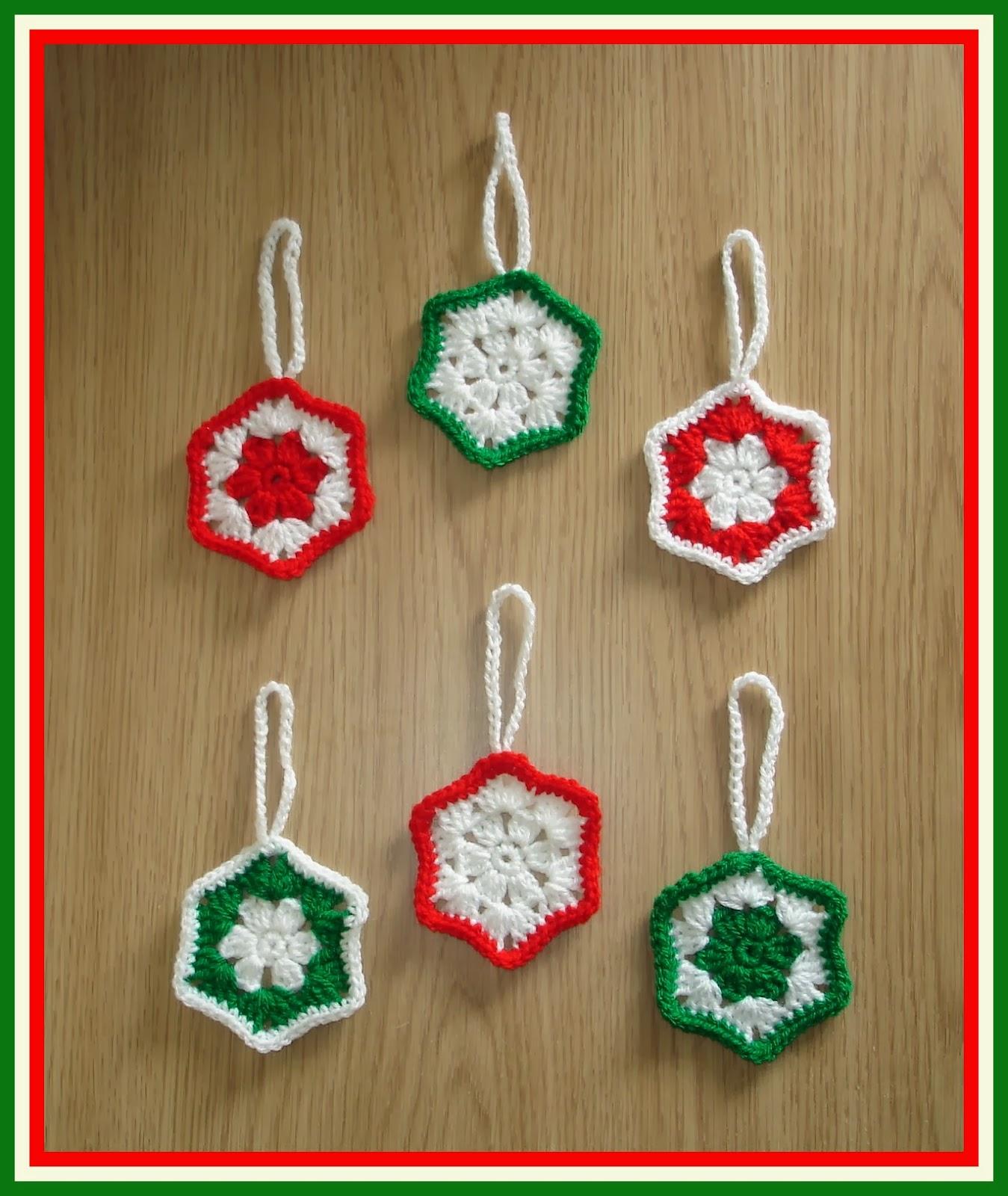 Best Christmas Decoration Malaysia 2013: Marianna's Lazy Daisy Days: Easy Snowflake Christmas