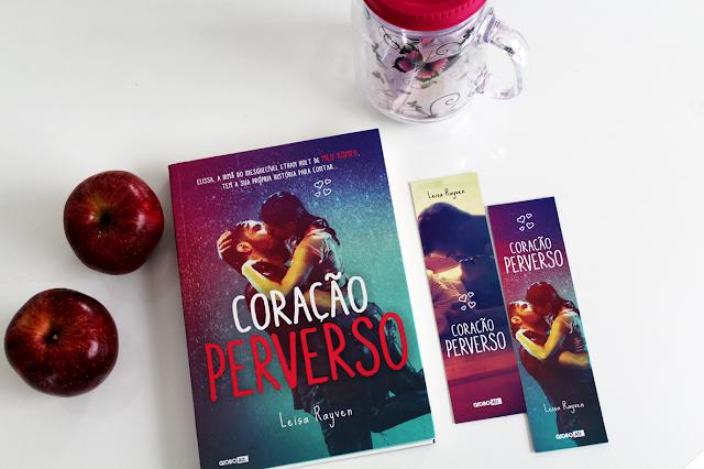 Coração Perverso - Starcrossed #03 - Leisa Rayven