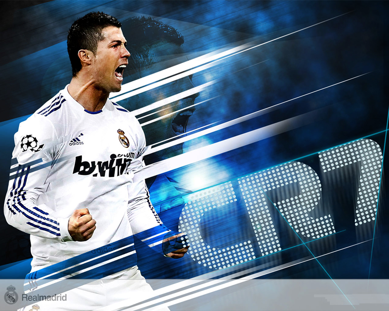 Cristiano Ronaldo Cool Wallpaper at Best HD Wallpaper