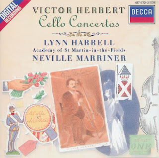 MP3 download Lynn Harrell, Academy of St. Martin in the Fields & Sir Neville Marriner - V. Herbert: Cello Concertos iTunes plus aac m4a mp3