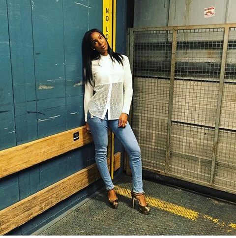 Singer Kelly Rowland Showers Fans With Gorgeous Photos You Can't Resist