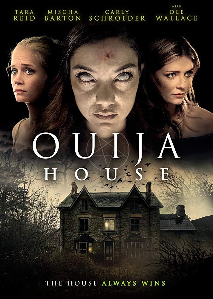 Ouija House [2018] [DVDR] [NTSC] [Latino]