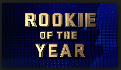 NBA Rookie of the year,  awards, award, Full, complete, Winners, list,  by year.