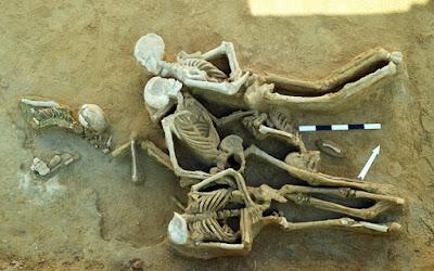 Αρχίζει η μελέτη των σιδεροδέσμιων νεκρών του Φαλήρου