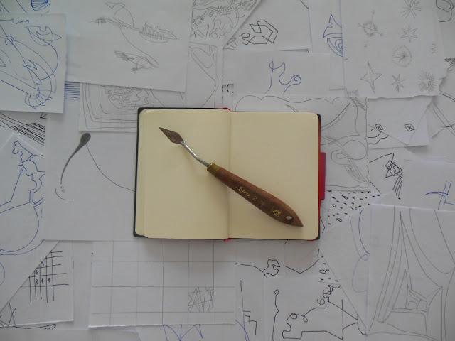 diario di un artista art diary