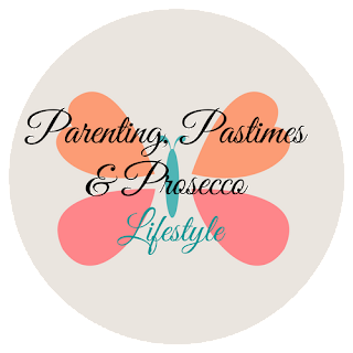 Parenting, Pastimes, Prosecco logo - mamiskilts.co.uk