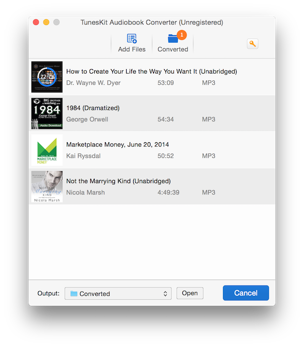 TunesKit Audible Converter For Windows | Itunes Audio Video Tips