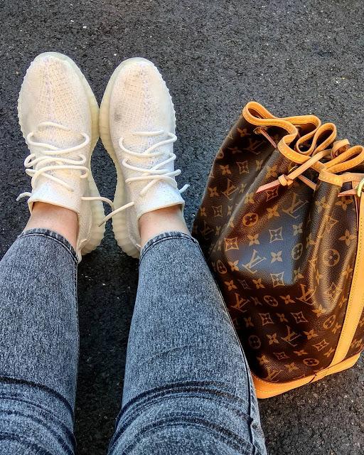 mi colección de zapatillas yeezy