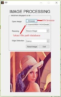 browse image di gui matlab