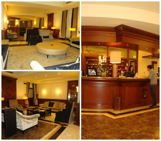 Onde ficar em Turim - Starhotel Majestic