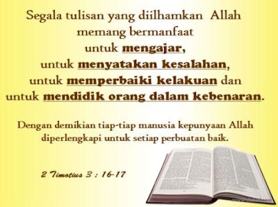 Kata Kata Mutiara Dalam Alkitab Kristen Cikimmcom