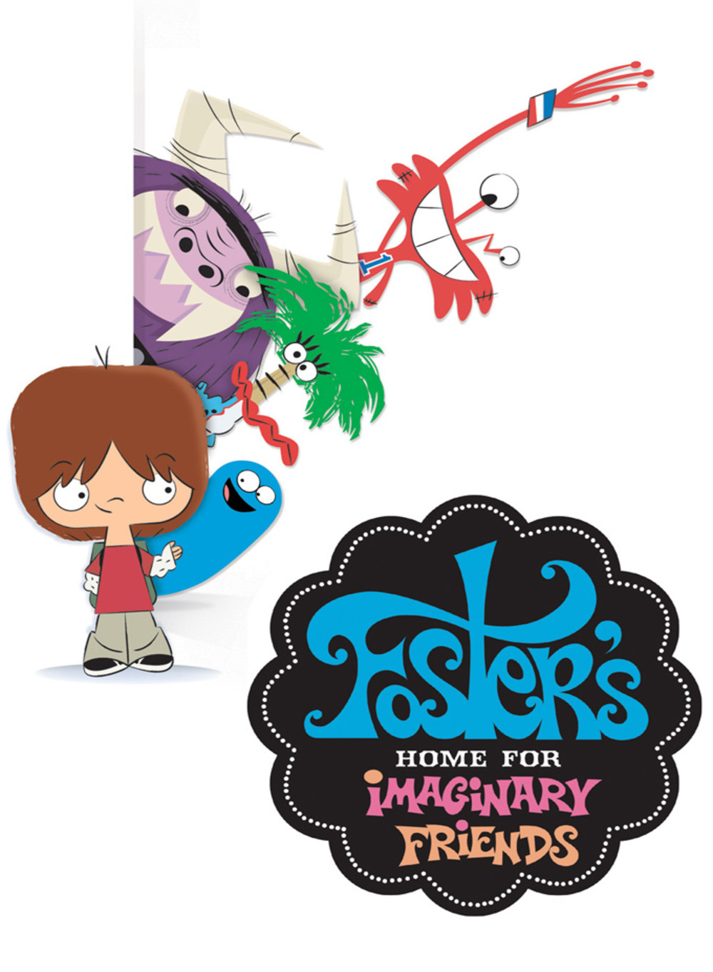 Fosters Home For Imaginary dawson's reviews: foster's home for imaginary friends