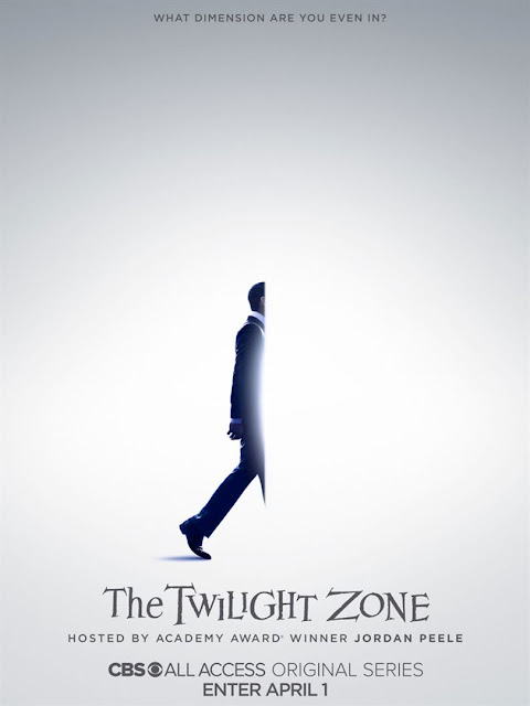 Série TV The Twilight Zone L'Agenda Mensuel - Avril 2019