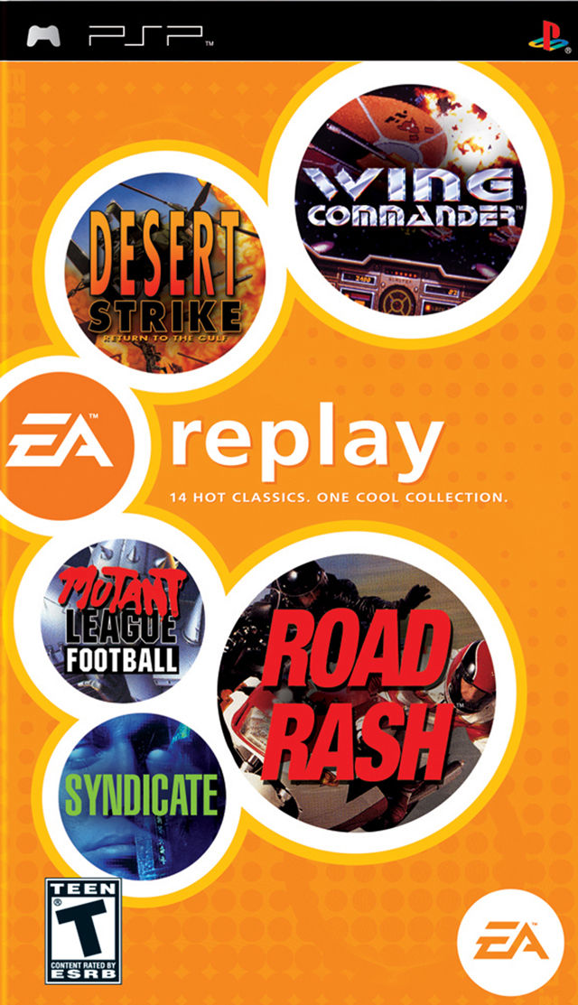 EA Replay  - PSP - ISO Download