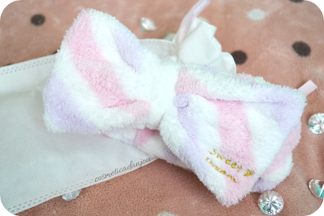 big ribbon hair band etude house review