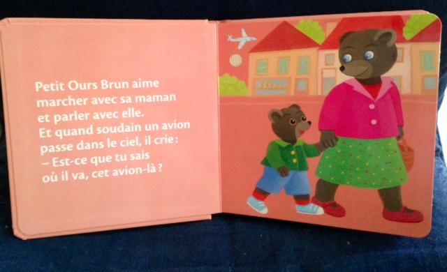 Maman zest petit ours brun et sa maman editions bayard - Petit ours brun et sa maman ...