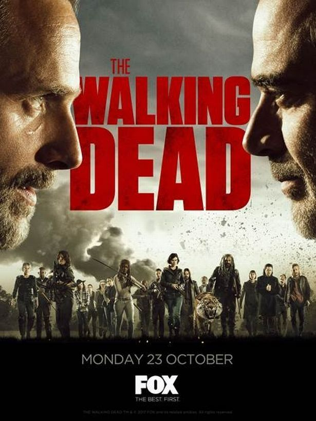 The Walking Dead 2017: Season 8 - Full (0/16)