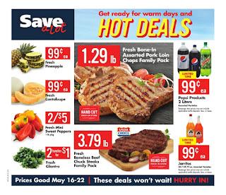 Save A Lot Weekly Ad May 16 - 22, 2018