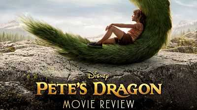 Pete's Dragon 2016 Dual Audio Hindi - English 300MB Download BluRay