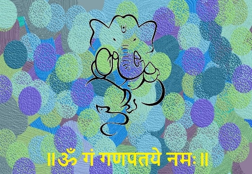 latest Ganpati deva Status in Hindi