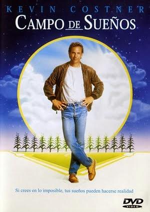 Carátula, cover, dvd: Campo de sueños | 1989 | Field of Dreams