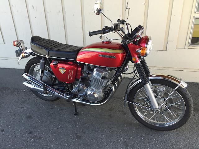 Honda CB750 HD Images