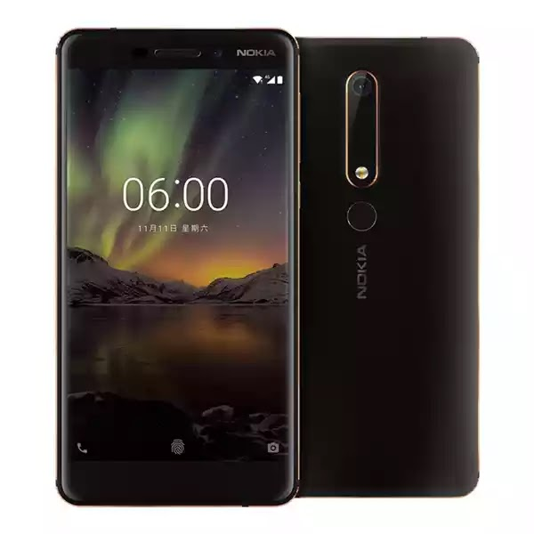 Nokia 6 (2018) 4 GB Ram Variants Sale from May 13 on Amazon