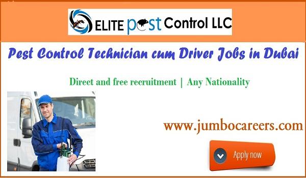 Latest Dubai jobs for Indians, Available job openings in Dubai,