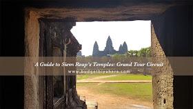 Budget Biyahera - Angkor Wat