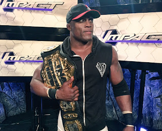 TNA - Bobby Lashley recupera el trono de Impact Wrestling
