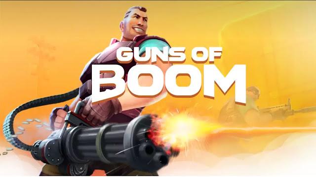 Guns of Boom APK OBB V2.2.0