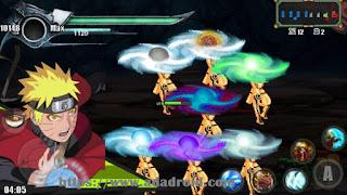 Download Sprite Senki Naruto Hokage Bijuu Mode Rep SageNaruto By Ashar Prayoga for Naruto Senki di Android