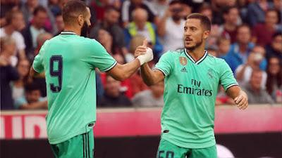 Tras el Salzbugo vs Real Madrid; ¿Quién fue el MVP? Jugadores destacados.