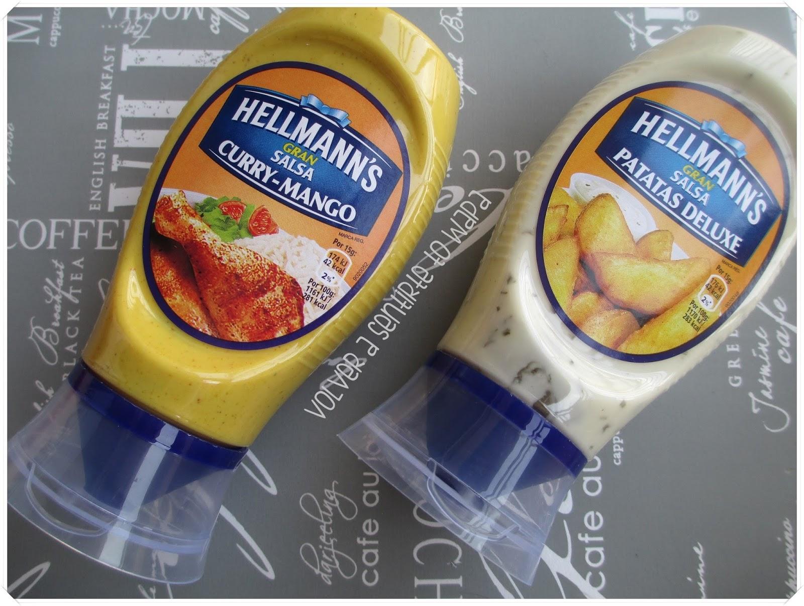 degustabox 'Vuelta al Cole' - Agosto 2014 - Hellmann's