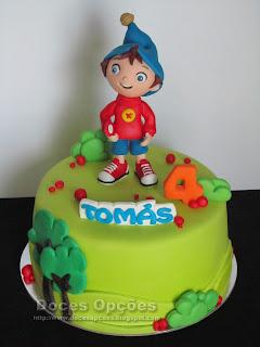 bolos festas anos noddy