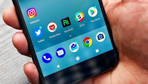 Cara mudah menyembunyikan aplikasi di android