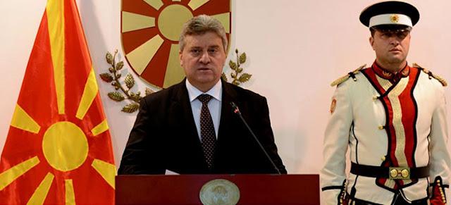 Crisis in FYROM: President Gjorge Ivanov Rejects Zoran Zaev